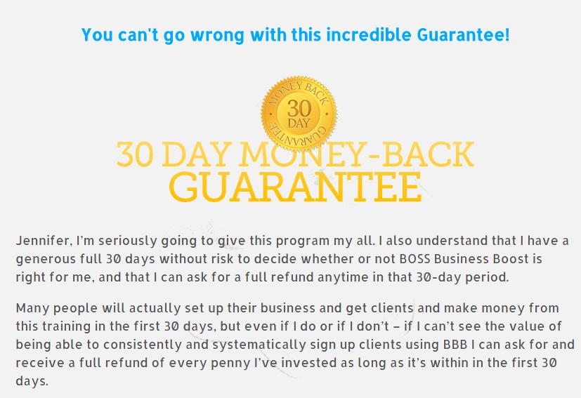 guarantee21